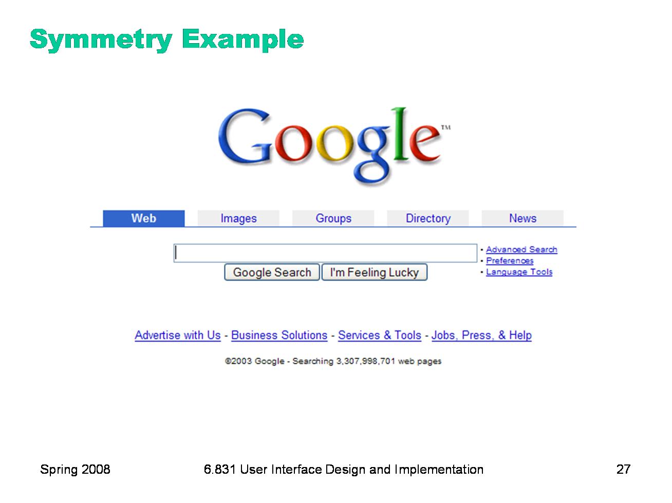 6.831 L15: Graphic Design