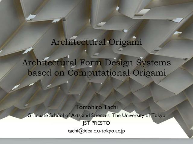 Simulation of Single Vertex Rigid Origami - YouTube   480x640